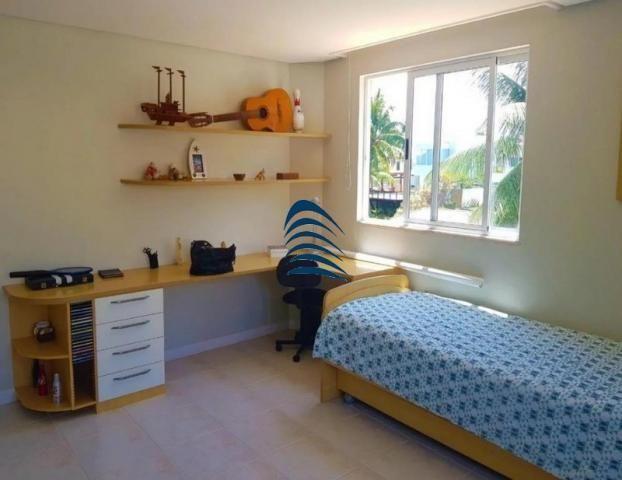 Casa de alto padrão com acesso a praia no condomínio Porto Busca Vida - Foto 2