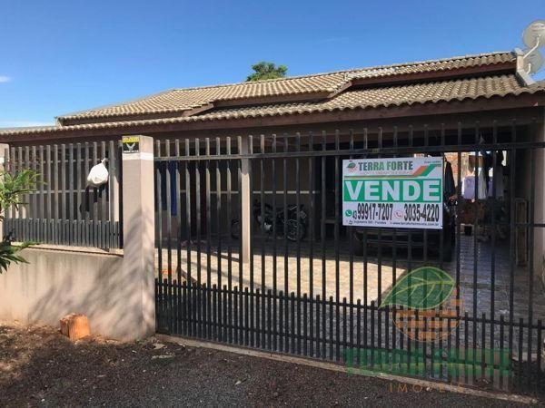 Casa com 2 quartos - Bairro Jardim Planalto em Arapongas - Foto 5
