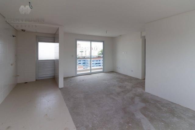 Apartamento com 3 dormitórios à venda por R$ 518.500,00 - Mercês - Curitiba/PR - Foto 7