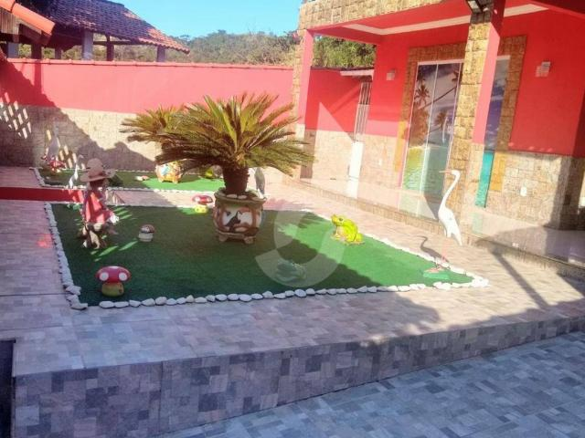 Casa com 3 dormitórios à venda, 272 m² por R$ 690.000 - Centro - Maricá/RJ - Foto 3