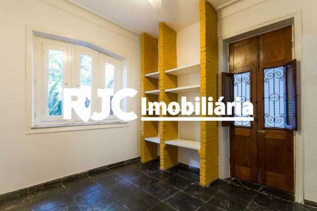 Casa à venda com 3 dormitórios em Tijuca, Rio de janeiro cod:MBCA30183 - Foto 8