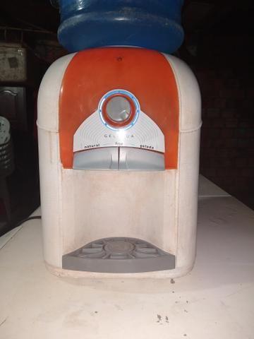 Bebedouro Esmaltec Usado 250 Aceito proposta
