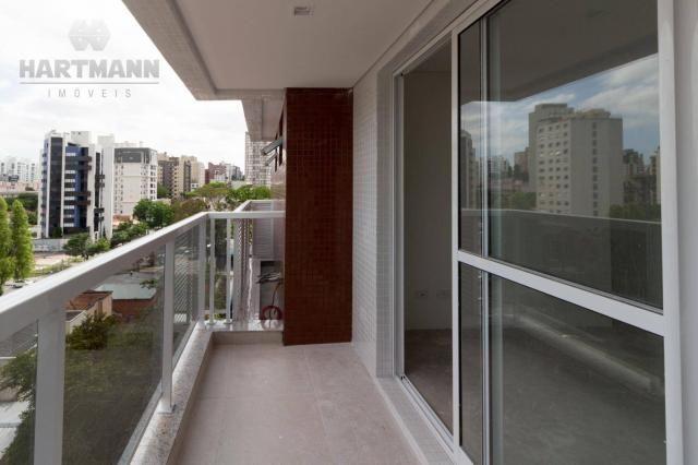Apartamento com 3 dormitórios à venda por R$ 518.500,00 - Mercês - Curitiba/PR - Foto 3