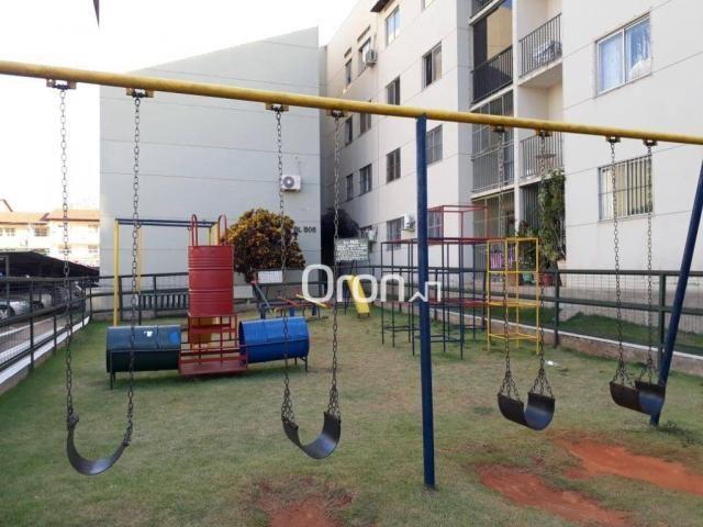 Apartamento à venda, 68 m² por R$ 172.000,00 - Vila Viana - Goiânia/GO - Foto 5