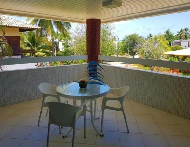 Casa de alto padrão com acesso a praia no condomínio Porto Busca Vida - Foto 7