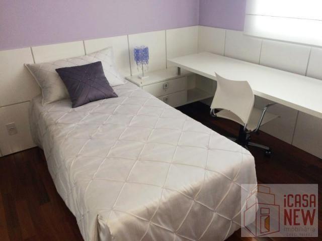 Apartamento para Venda em Curitiba, Cabral, 3 dormitórios, 3 suítes, 5 banheiros, 2 vagas - Foto 13