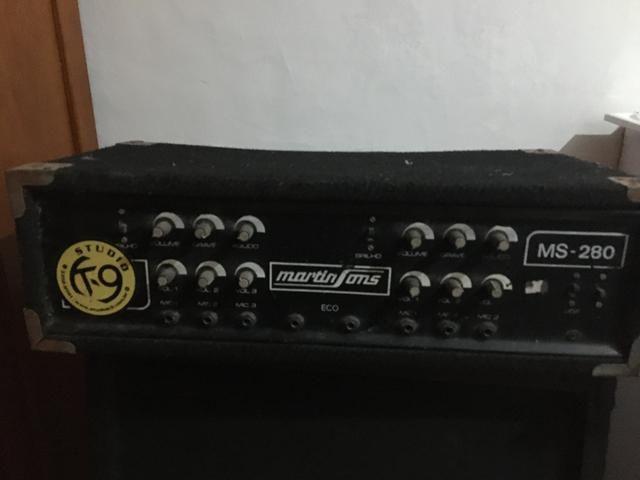 Amplificador e caixa - Foto 4