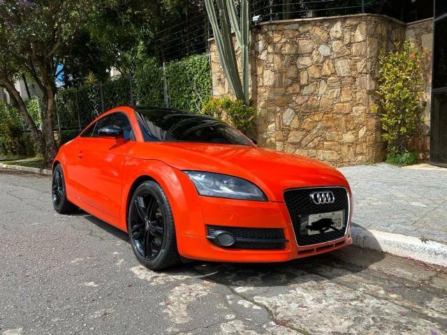 Audi TT 2.0 Tsfi Coupé 16V gasolina 2p S-Tronic