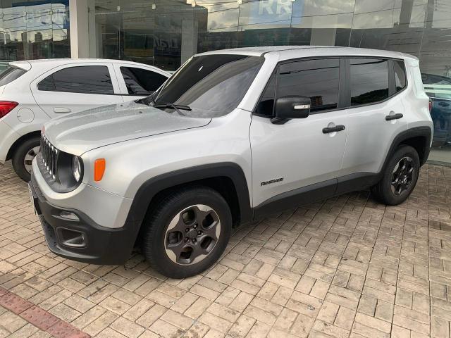 Jeep renegade 2016/ automático 1.8