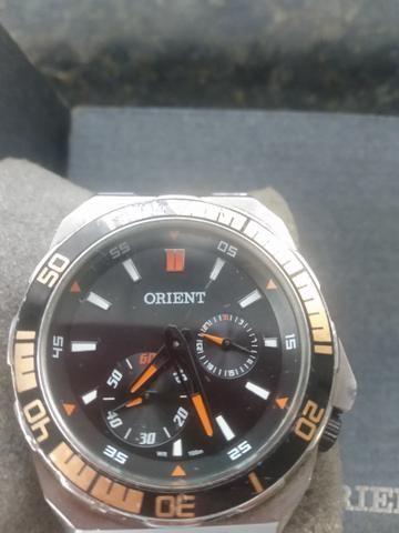 Vendo relógio Orient - Foto 3