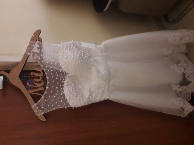 Vestido de Noiva, Sapatos e Acessórios - Foto 3