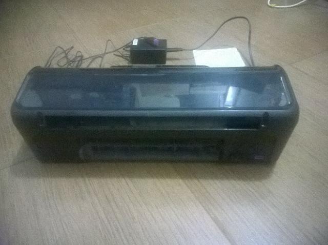Impressora HP deskjet D1660 - Foto 6
