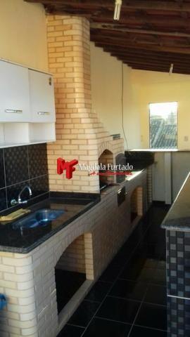 4036 - Casa área externa gramada, 4 quartos para sua moradia em Unamar - Foto 4
