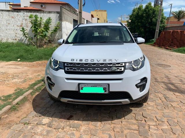 Discovery sport 2.0 turbo diesel 7 lugares - Foto 8