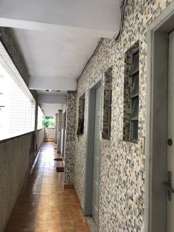Sala living na divisa de Santos - Foto 12