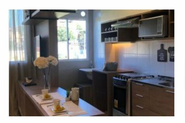 Apartamento de 2 quartos a 18min da praia da Barra, ITBI grátis - Jacarepaguá - Foto 2