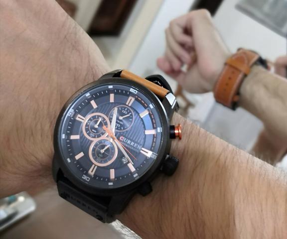 Relógio Curren, Novo Original - Foto 2