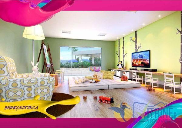 Apartamento com 2 quartos no INTENSE PARQUE CASCAVEL - Bairro Vila Rosa em Goiânia - Foto 8