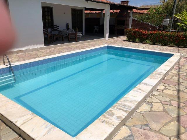 Excelente e ampla casa muito bem mobiliada a beira mar de Porto de Galinhas! - Foto 7