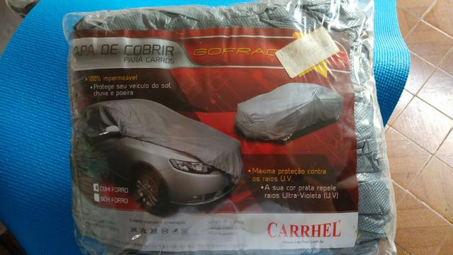 Capa cobrir carro com forro Carrhel - Foto 3