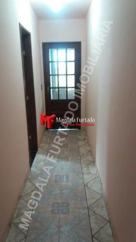 4028 - Casa de 4 quartos, área gourmet e fogão a lenha, total conforto Unamar - Foto 10
