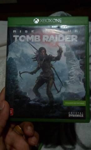 Tombo raider troco por outro jogo