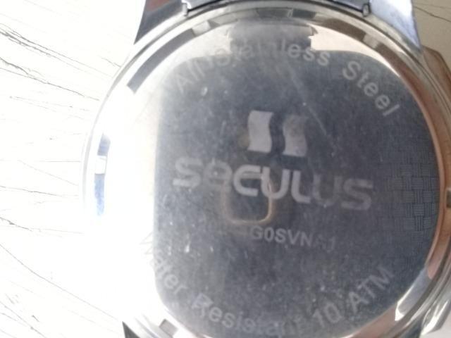 Relógio Secullus - Foto 3