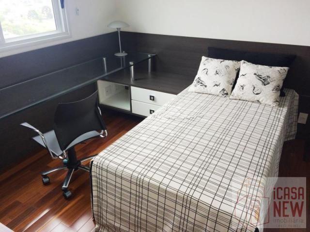 Apartamento para Venda em Curitiba, Cabral, 3 dormitórios, 3 suítes, 5 banheiros, 2 vagas - Foto 11