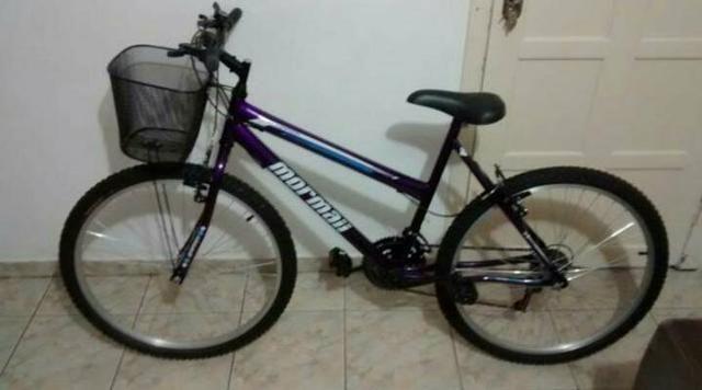 Bicicleta feminina nova