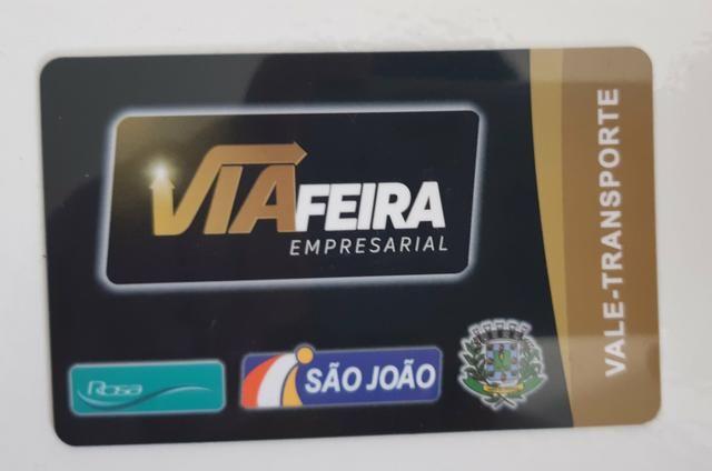 Cartão Via Feira - Foto 2