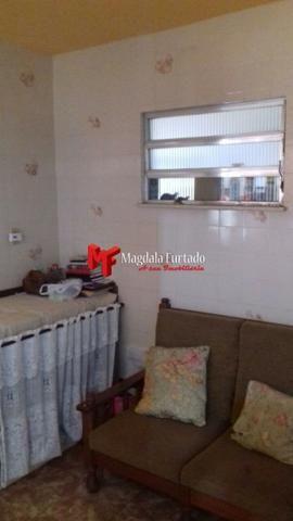 4036 - Casa área externa gramada, 4 quartos para sua moradia em Unamar - Foto 9