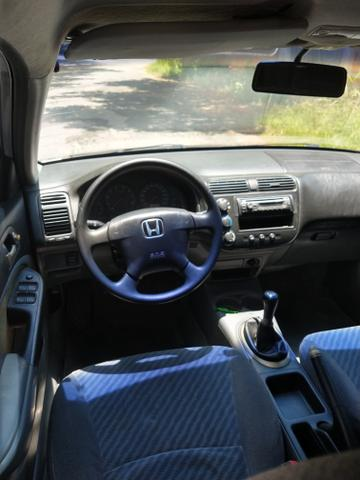 Civic 2001 conservado e barato!!! - Foto 8