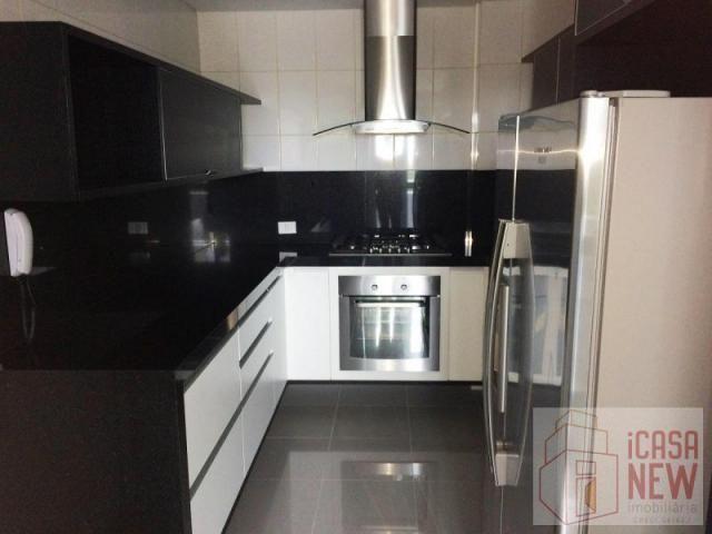 Apartamento para Venda em Curitiba, Cabral, 3 dormitórios, 3 suítes, 5 banheiros, 2 vagas - Foto 20