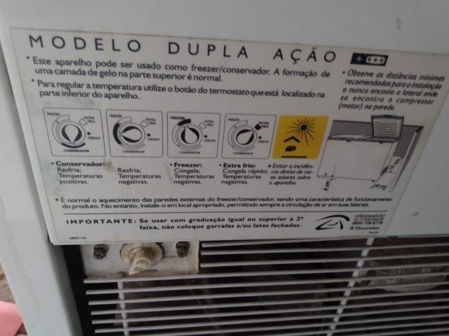 02 Freezers Consul e Electrolux (R$2.000 os dois) - Foto 2