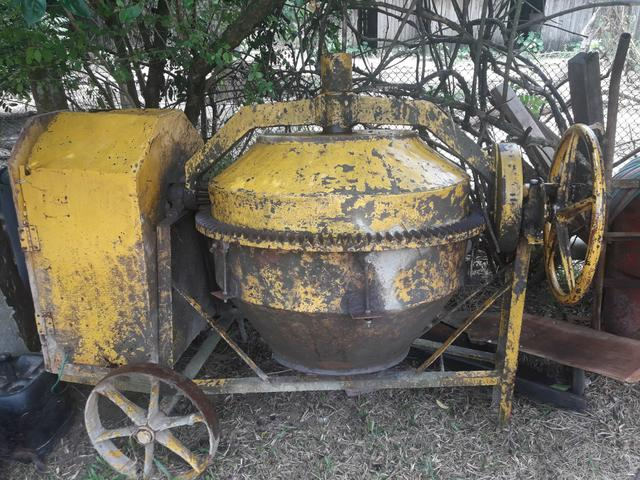 Vendo bitorneira motor novo 2 cv - Foto 2