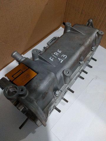 Cabeçote Fiat Fire 1.0 / 1.3 8v (revisado) - Foto 3