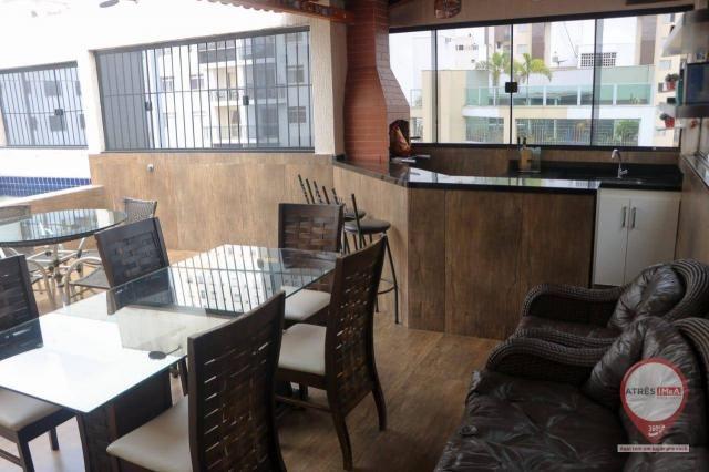Cobertura com 4 dormitórios para alugar, 304 m² por R$ 6.000,00/mês - Setor Oeste - Goiâni - Foto 2