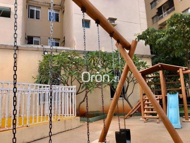 Apartamento com 2 dormitórios à venda, 51 m² por R$ 170.000,00 - Vila Rosa - Goiânia/GO - Foto 14