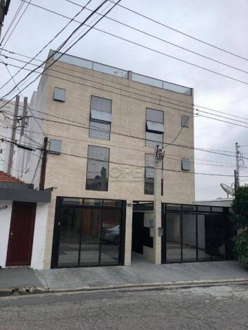 Cobertura com 2 dormitórios à venda, 100 m² por R$ 445.000,00 - Campestre - Santo André/SP - Foto 4