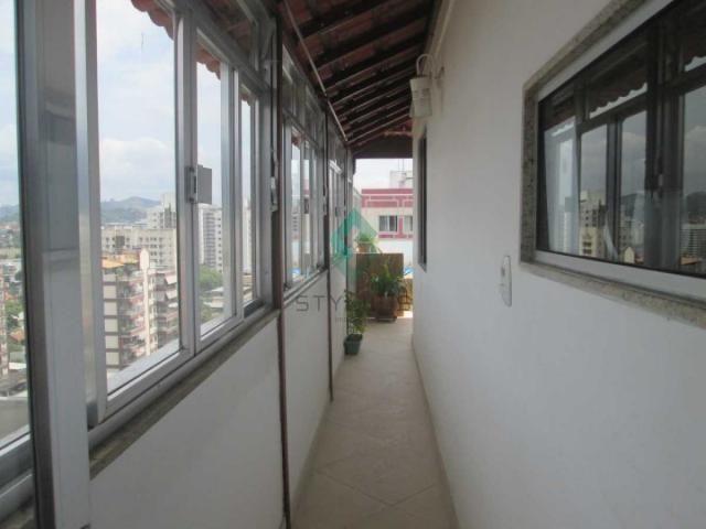 Cobertura à venda com 3 dormitórios em Cachambi, Rio de janeiro cod:M6245 - Foto 8