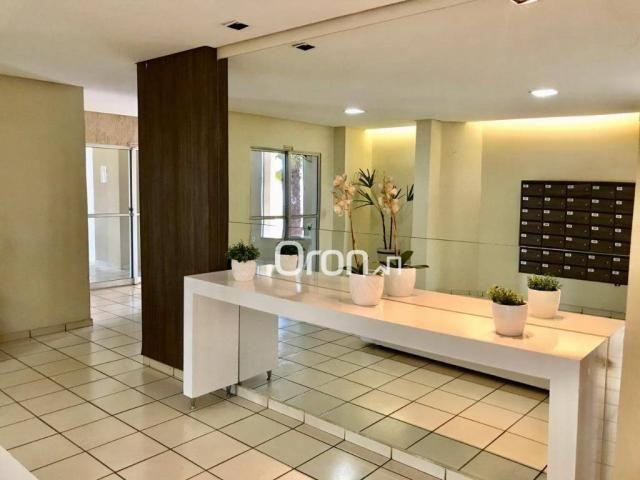 Apartamento com 2 dormitórios à venda, 55 m² por R$ 180.000,00 - Vila Rosa - Goiânia/GO - Foto 20