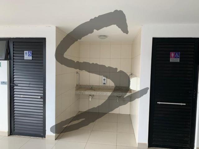 Apartamento 1° locação, 32m², 1 quarto com suíte, ótima localização. - Foto 13