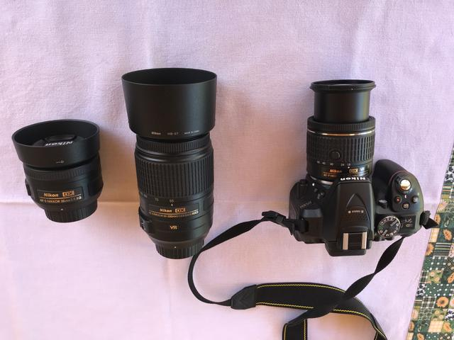 Máquina fotográfica Nikon D5300 - Foto 5