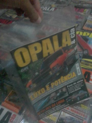Opala & Cia coleção completa 50 Revistas - Foto 4