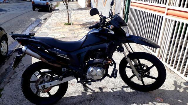 Honda Bros Esdd 160 aceito CB300 - Foto 2