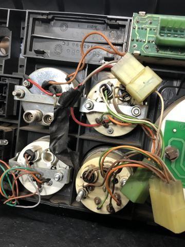Painel Instrumento Iveco Eurotech (consulte outras peças) - Foto 5