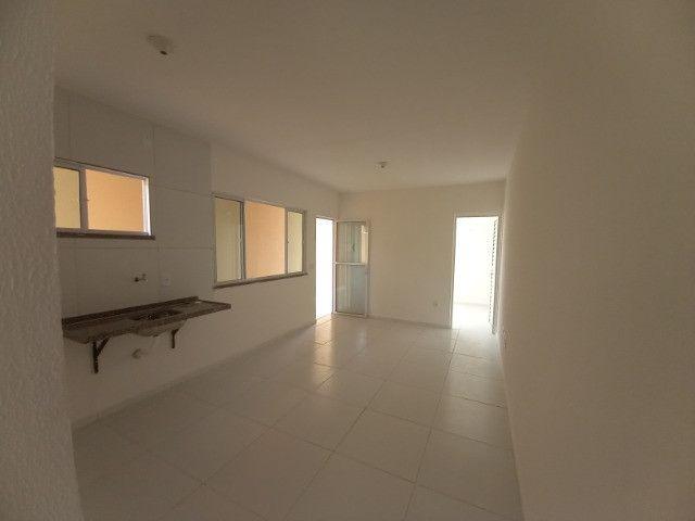 DP casa nova com entrada a partir de 2 mil reais com 2 quartos e documentação inclusa - Foto 5