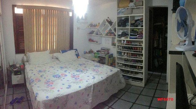 Casa duplex com 4 quartos, 8 vagas de garagem, próximo Washington Soares - Foto 11