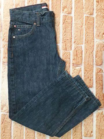 Calça Jeans Infantil Tommy Tam 12