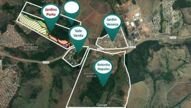 Lote Condominio Fechado Jardins - Regiao Senador Canedo - Jardins Porto